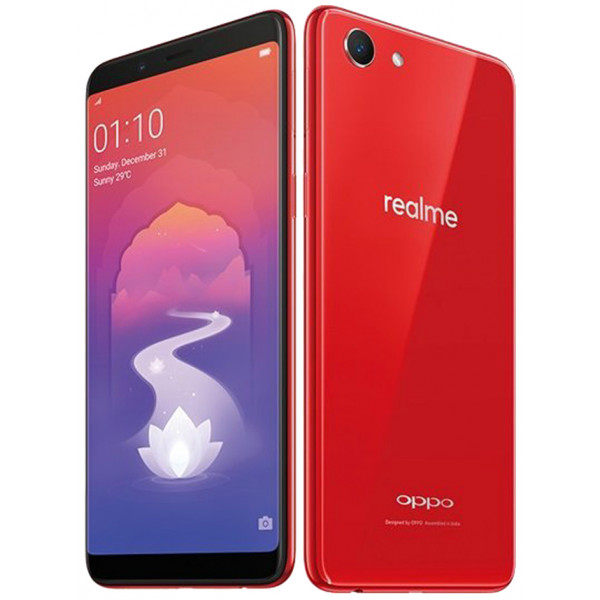 Oppo Realme 1 (CPH1861) New Security Unlock Done By Test Point